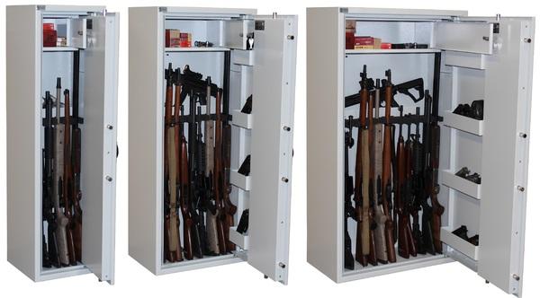 Coffres à armes GC