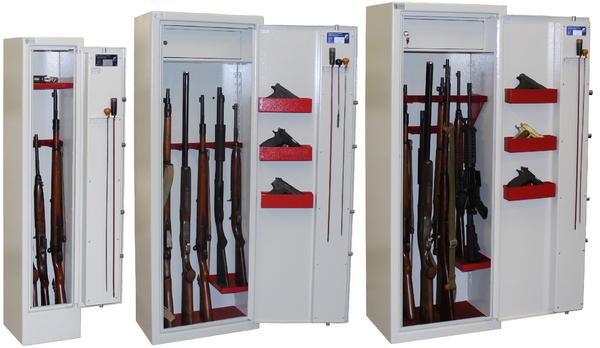 Armoires à fusils GS 125 149 et 149D