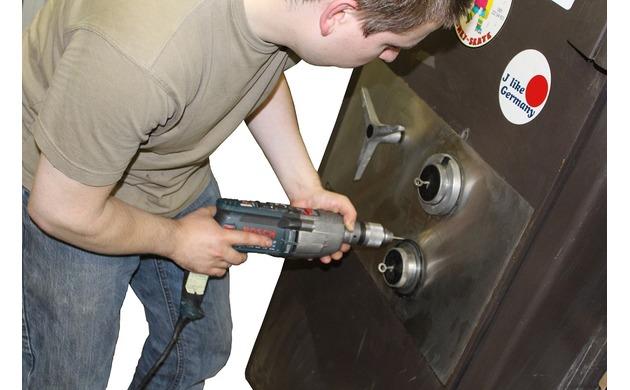 Openen en herstellen van kluizen services atelier boonen for Ouverture coffre fort